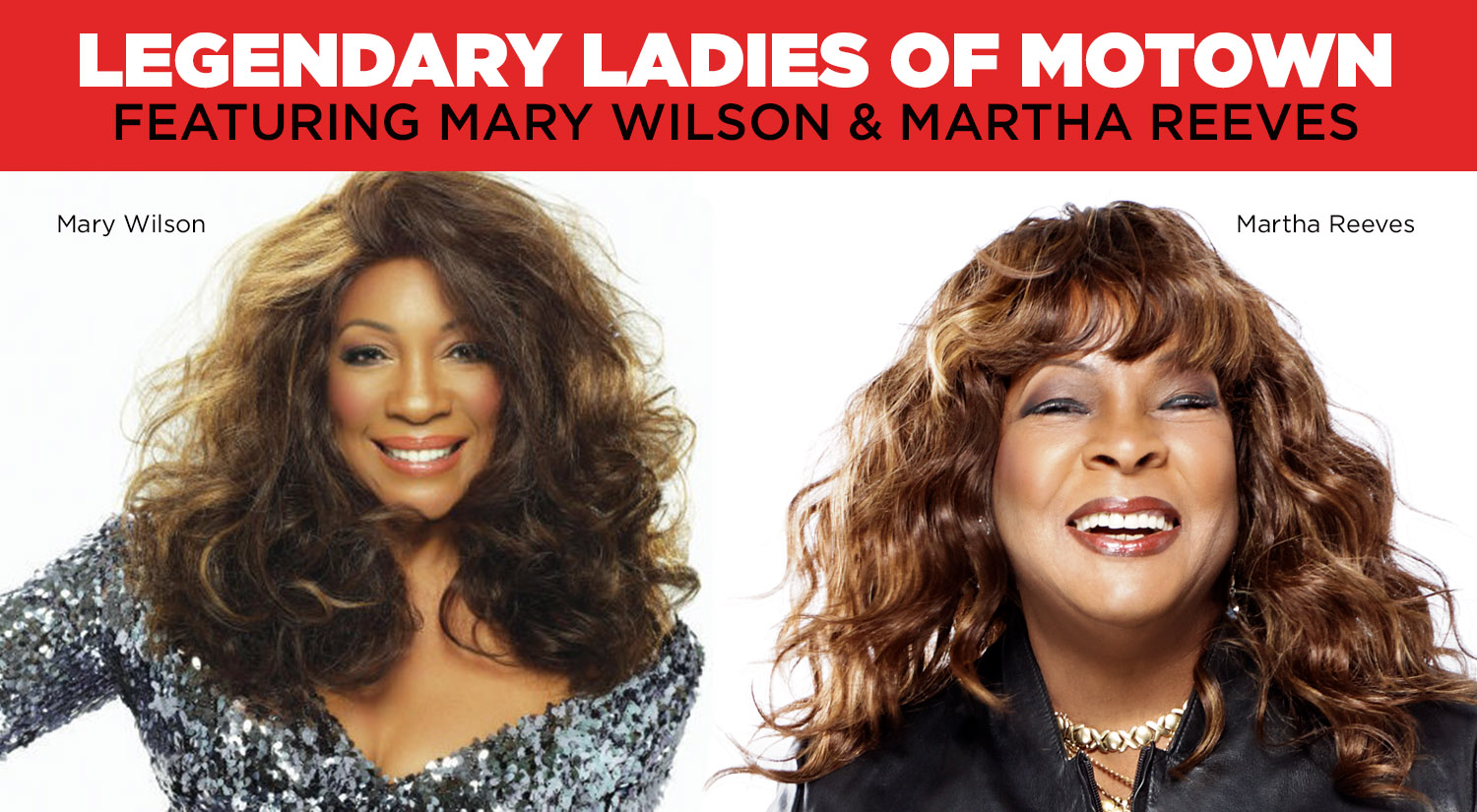 Mary Wilson and Martha Reeves