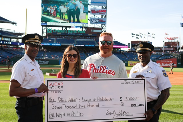 41st Annual PAL Night at Citizens Bank Park